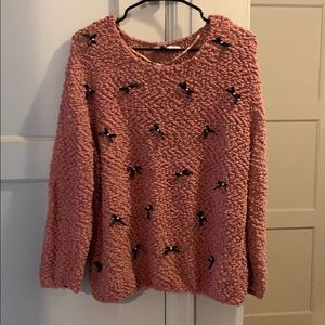 Lauren Conrad Mauve Sweater